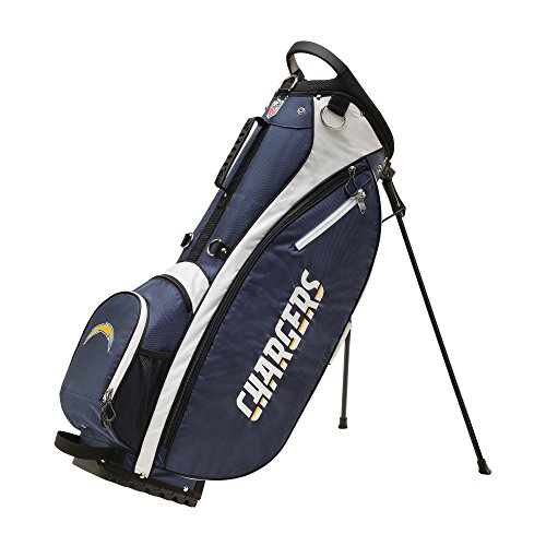 Wilson NFL Chargers Carry Golf Bag