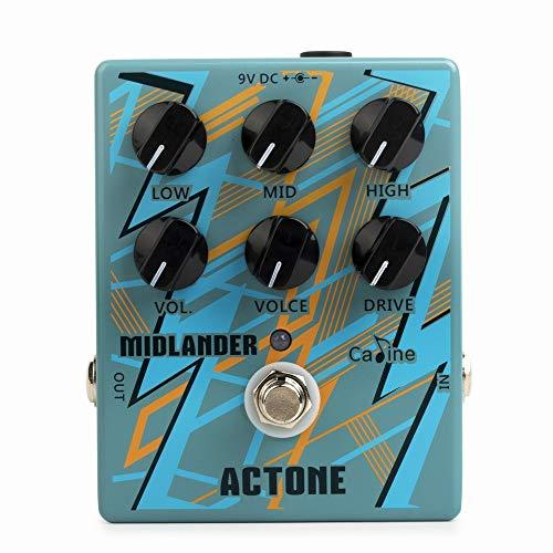 Caline CP-56 AC Tone Guitar Effect Pedal, Midlander