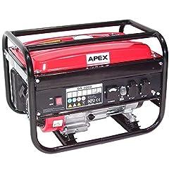 Benzine generator 3000 Generator 06261 Electricity Generator Noodstroom aggregaat AWZ*