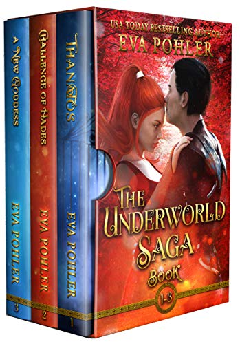 The Underworld Saga, Books 1-3 (The Gatekeeper's Saga Box Set Collection Book 1) (English Edition)