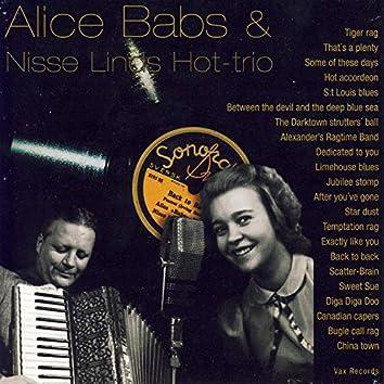 Alice Babs & Nisse Linds Hot-Trio