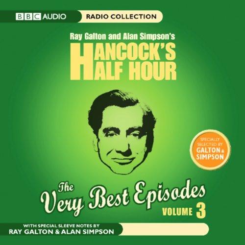 Hancock's Half Hour audiobook cover art