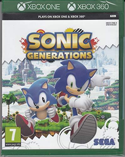 Sonic Generations - Classics [Importación Inglesa]