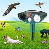 Ultrasonic Pest Repeller Outdoors - Best Reviews Guide