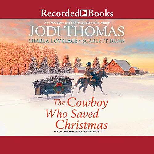 The Cowboy Who Saved Christmas cover art