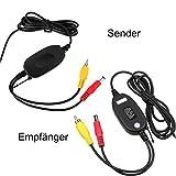 M01 - Transmisor inalámbrico y receptor