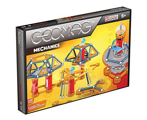 Geomag 723 - Mechanics, 222-teilig