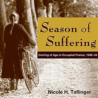 Season of Suffering audiobook cover art