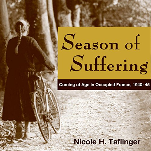 Season of Suffering Audiobook By Nicole H Taflinger cover art
