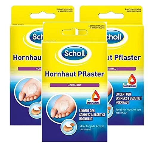 Scholl Hornhaut-Pflaster zur Entfernung...