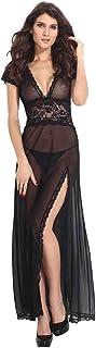 Chiffon Lingerie Dress For Women