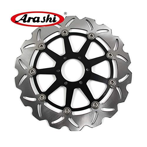 Arashi Rotores de disco de freno delantero para Aprilia AF1 FUTURA 125...