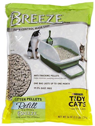Tidy Cats Breeze Litière en granulés pour chat 1,6 kg