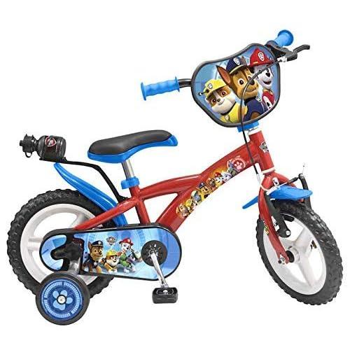 """TOIMS Paw Patrol Vélo Mixte Enfant, 12"""""""