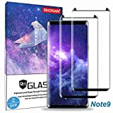 Galaxy Note 9 Screen Protector, (2-Pack) Tempered Glass Screen...