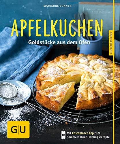 Apfelkuchen: Goldstücke aus dem Ofen (GU KüchenRatgeber)