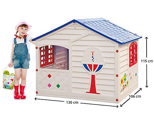 GBSHOP CASETTA da Giardino per Bambini Made in Italy