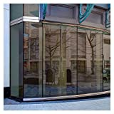 BDF BRZ20 Window Film Bronze Reflective Sun Control and Privacy (Dark) - 36in X 7ft by...