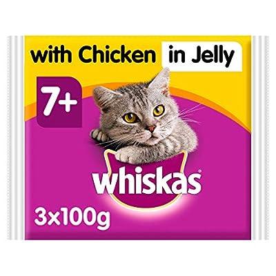 Whiskas 7+, Wet Food for Senior Cats