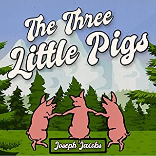 The Three Little Pigs cover art