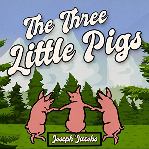 『The Three Little Pigs』のカバーアート