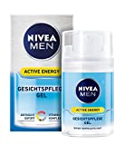 Nivea Men Active Energy Gesichtspflege Gel im 1er Pack