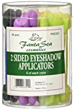 Fantasea Double-Sided Eye Shadow Applicators Display / 36 Pack (FSC233)