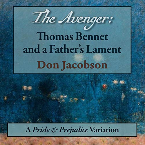The Avenger audiobook cover art