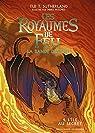 Les royaumes de feu, tome 4 : L'île au secret (BD) par Sutherland