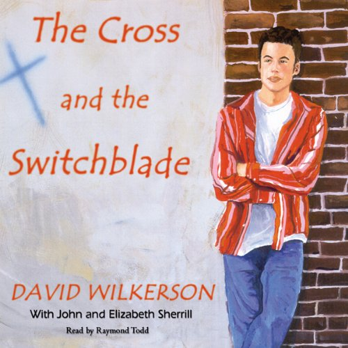 The Cross and the Switchblade cover art