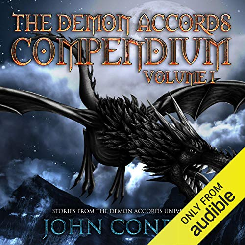The Demon Accords Compendium, Volume 1 cover art