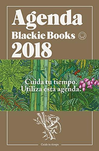 Blackie Books - Agenda 2018