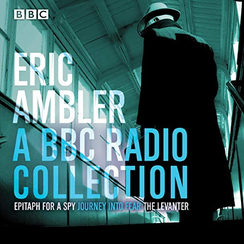 Eric Ambler cover art
