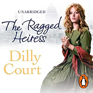 The Ragged Heiress cover art