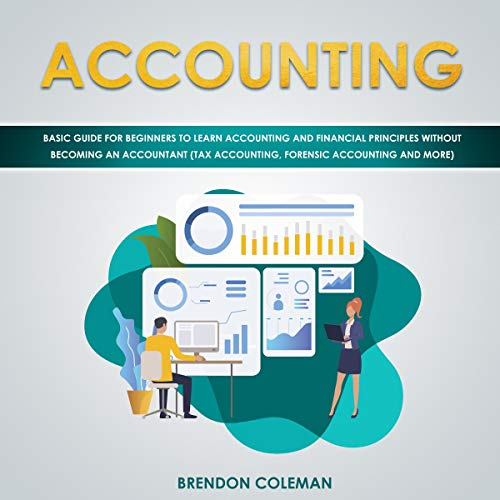 Accounting audiobook cover art