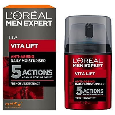 L'Oréal Paris Men Expert Anti Ageing Moisturiser, 50ml from Loreal