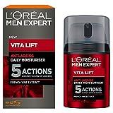 L'Oreal Paris Men Expert Vita Lift 5 Daily Moisturiser 50ml, 1.7 Fl Oz