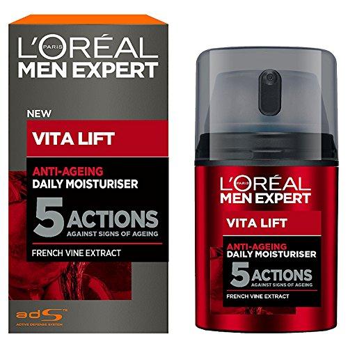 LOréal Paris Men Expert Anti-Åldrande Fuktighetskräm, 50 ml