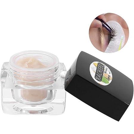 Eliminar las pestañas, 5g anti-irritación enrojecimiento removedor de la extensión de las pestañas pegamento gel adhesivo eliminación de la crema