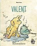 Valent: En lletra de PAL i lletra lligada: Llibre infantil per aprendre a llegir en català: 2 (Plou...