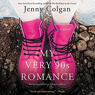 My Very '90s Romance     A Novel              De :                                                                                                                                 Jenny Colgan                               Lu par :                                                                                                                                 Lucy Price-Lewis                      Durée : 9 h et 10 min     1 notation     Global 3,0