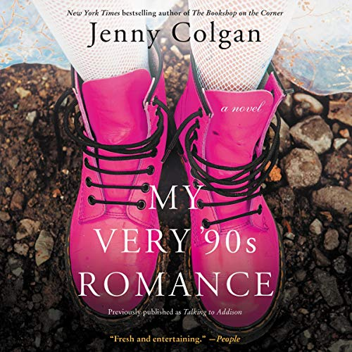 Page de couverture de My Very '90s Romance