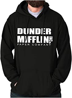 Brisco Brands Dunder Paper Company Mifflin Office TV Show Hoodie