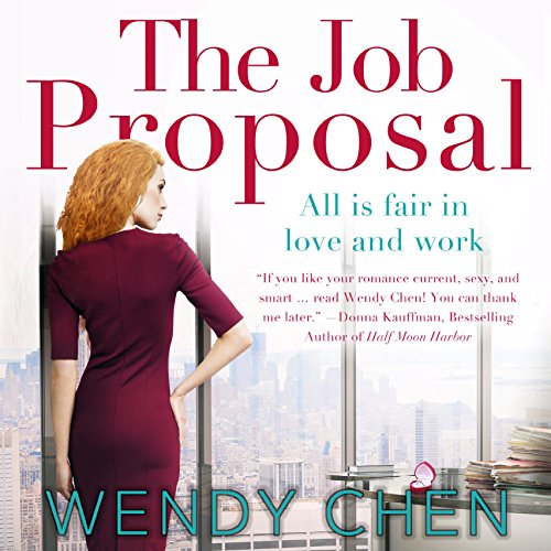 The Job Proposal audiobook cover art