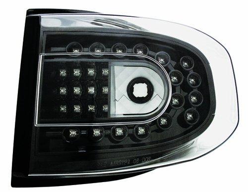 IPCW CWT-CE3039CB Crystal Eyes Bermuda Black Tail Lamp Pair 03-00-CWT-CE3039CB