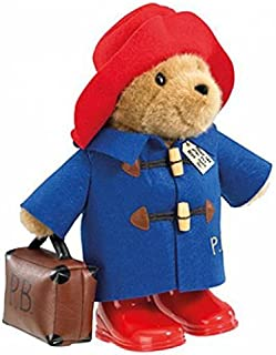 Paddington Bear Large 36Cm Classic Paddington With Boots & Suitcase