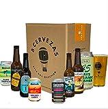 Caja 8 Cervezas Artesanas