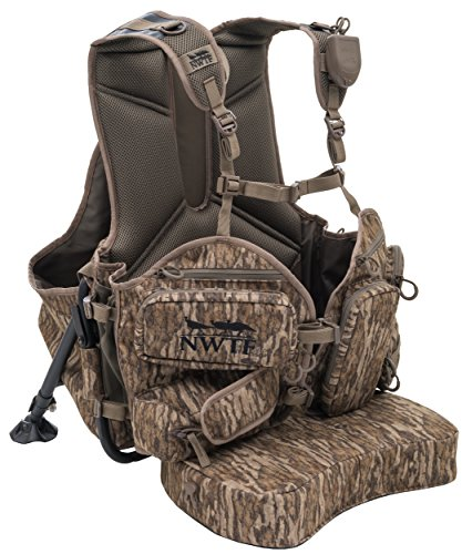 ALPS OutdoorZ NWTF Grand Slam Turkey Vest XL, Mossy Oak...
