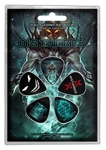 Disturbed Evolution - Púa
