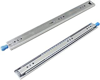 VADANIA Heavy Duty Drawer Slides, 550mm with Lock, Full Extension Ball Bearing, 1-Pair